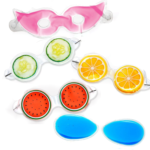 Tres Spa Gel Eye Mask