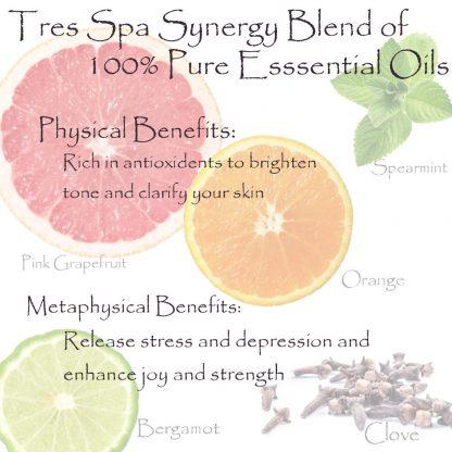 Tres Spa Awaken Synergy Blend