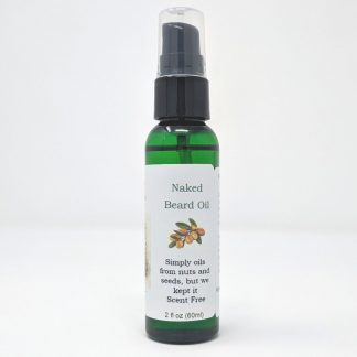 Tres Spa's Deep Conditioning Naked Beard Oil