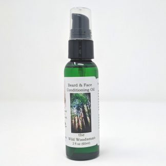 Tres Spa's Deep Conditioning Wild Woodsman Beard Oil