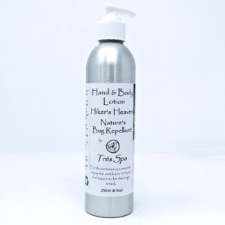 Organic Body Lotion by Tres Spa Hiker's Heaven