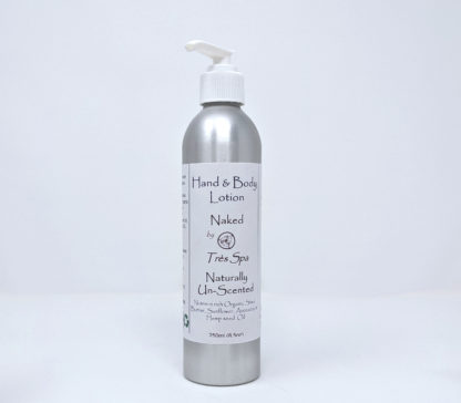 Organic Body Lotion by Tres Spa Naked
