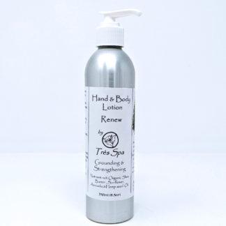 Organic Body Lotion by Tres Spa Renew