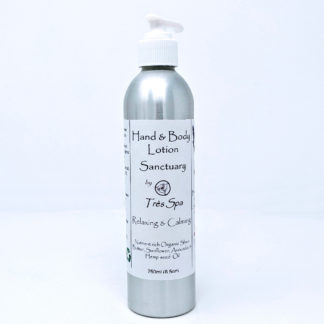 Organic Body Lotion by Tres Spa Sanctuary