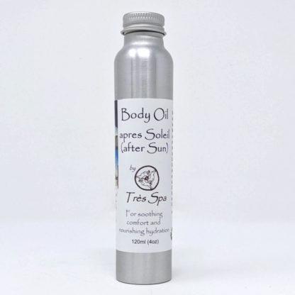 Body Oil by Tres Spa aPres Soleil