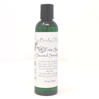Sacred Smudge Body Oil by Tres Spa