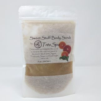 Tres Spa Sweet Stuff Body Scrub