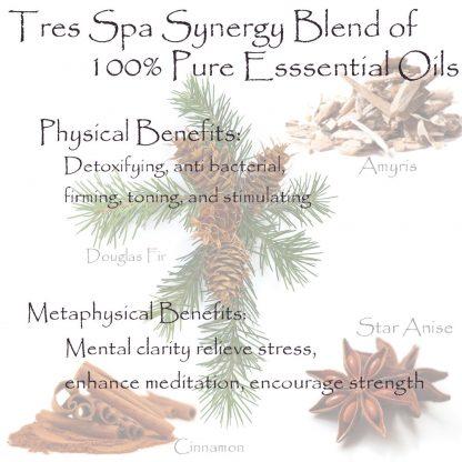 Tres Spa Synergy Blend - Burly Borealis