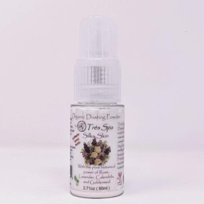 Silky Skin Dusting Powder by Tres Spa