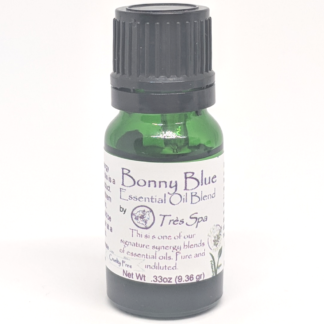 Essential Oil Synergy Blend Bonny Blue by Tres Spa