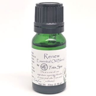 Essential Oil Renew by Tres Spa