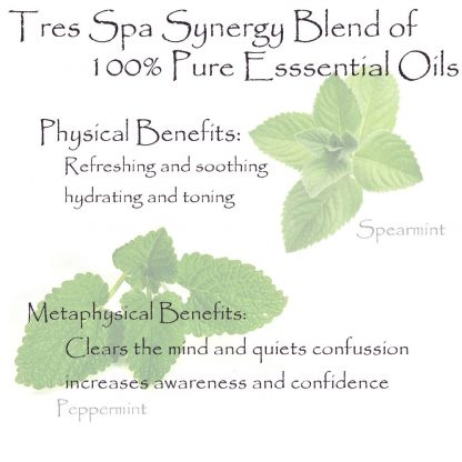 Tres Spa Synergy Blend - Enchanted