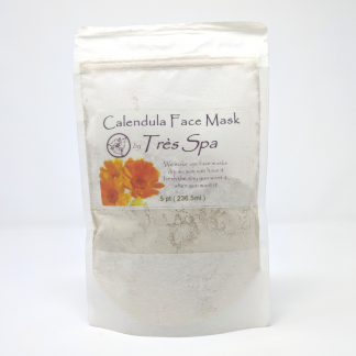 Tres Spa Face Mask Calendula