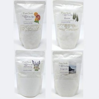 Tres Spa Variety of Foot Soaks