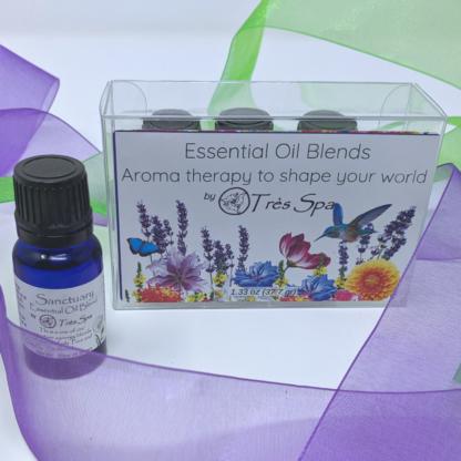 Gift Set 4 Corners Essential Oil Blends