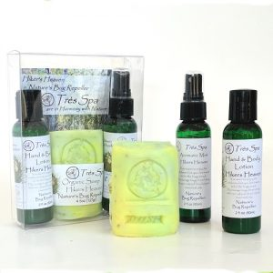 Tres Spa Gift Set Petite Variety Hiker's Heaven