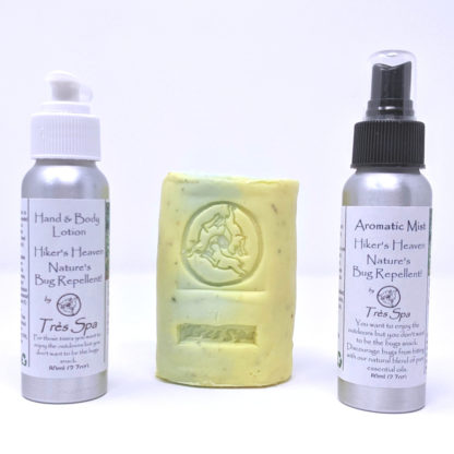 Hiker's Heaven Gift Set by Tres Spa