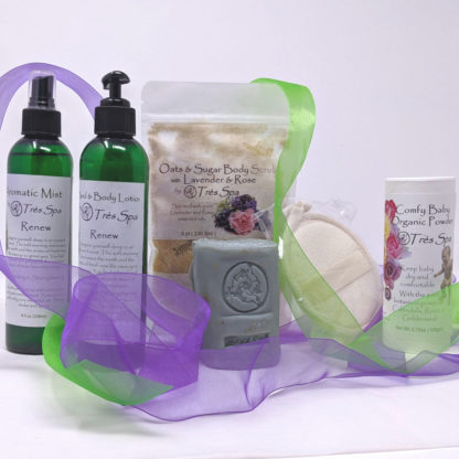 Gift Set Luxury Spa Body Collection Forest