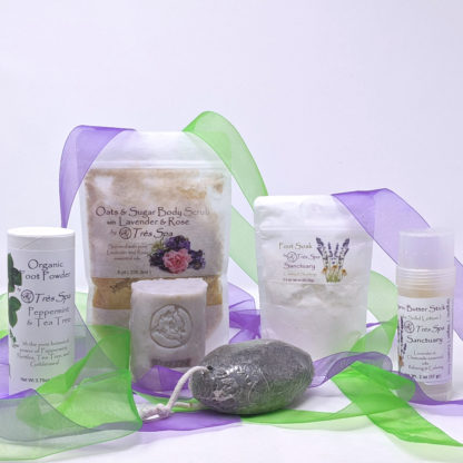 Gift Set Luxury Pedicure Collection Sanctuary