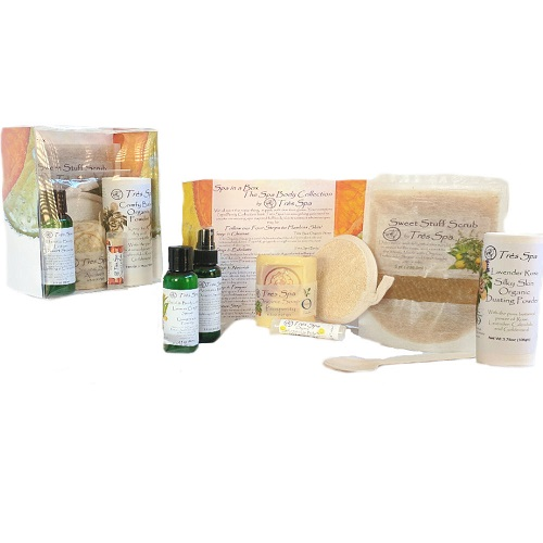 Tres Spa Luxury Spa Body Collection Citrus