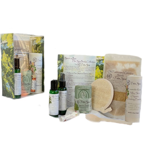 Tres Spa Luxury Spa Body Collection