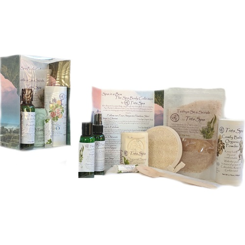 Tres Spa Luxury Spa Body Collection Herbal