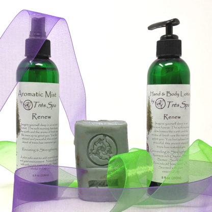 Gift Set Luxury Trio Forest Blends