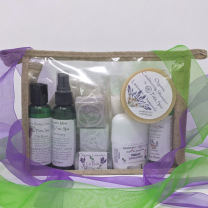 Gift Set the Travelers Kit - Floral