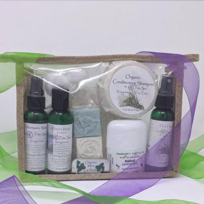Gift Set the Travelers Kit - Herbal