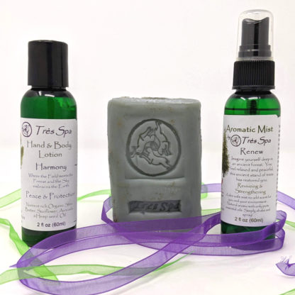 Gift Set Trio Forest Blends