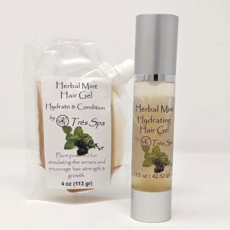 Tres Spa Hair Gel Herbal Mint