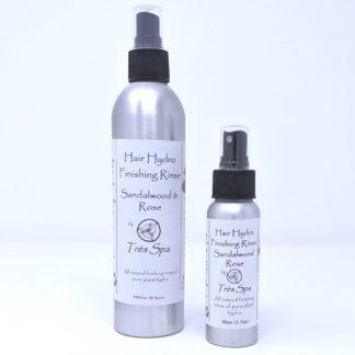 Hair Hydro by Tres Spa Sandalwood Rose