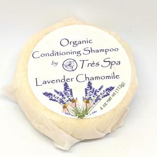 Très Spa Organic Conditioning Shampoo Lavender Chamomile