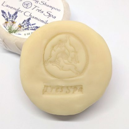 Très Spa Organic Conditioning Shampoo Lavender Chamomile Bar