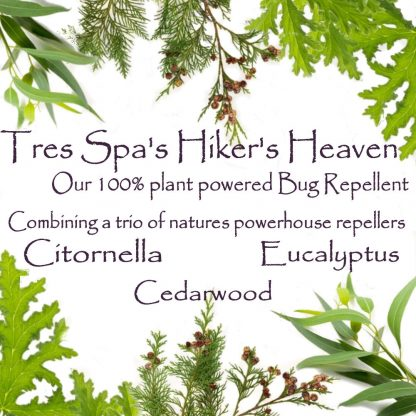 Hiker's Heaven Synergy Blend by Tres Spa