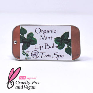 Organic Lip Balm Double Mint
