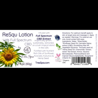 ReSqu1000 Lotion