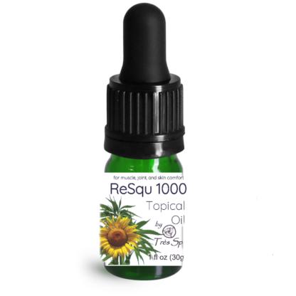 ReSqu Oil Sample