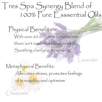 Tres Spa Synergy Blend - Sanctuary