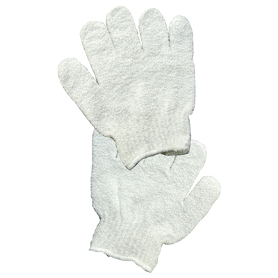 Tres Spa Exfoliating Gloves