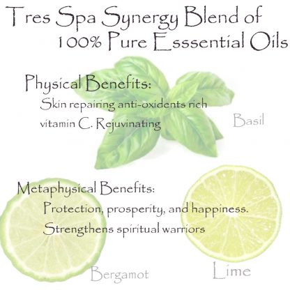 Tres Spa Synergy Blend - Venticello fresco